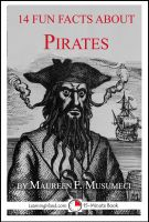 Cover for '14 Fun Facts About Pirates'