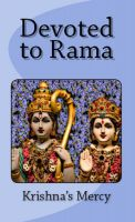 Cover for 'Devoted to Rama'