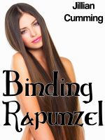 Cover for 'Binding Rapunzel (Fairy Tale Erotica)'