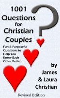 Cover for '1001 Questions for Christian Couples'