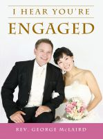 Cover for 'I Hear You're Engaged'