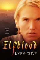 Cover for 'Elfblood'