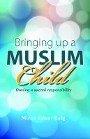 Cover for 'Bringing up a Muslim Child'