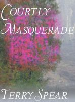 Cover for 'Courtly Masquerade'