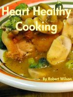 Cover for 'Heart Healthy Cooking'