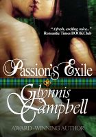 Cover for 'Passion's Exile'