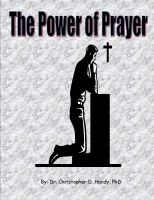 Cover for 'The Power of Prayer'