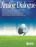 Cover for 'Analog Dialogue, Volume 47, Number 1'