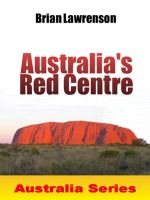 Cover for 'Australia's Red Centre'