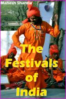 Cover for 'The Festivals of India'