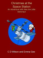 Cover for 'Christmas at the Space Station'