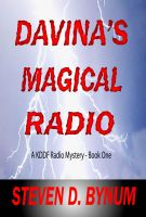 Cover for 'Davina's Magical Radio'