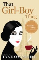 Cover for 'That Girl-Boy Thing'