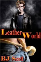 Cover for 'Leather World'