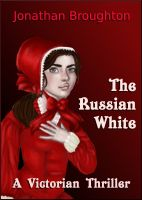 Cover for 'The Russian White'