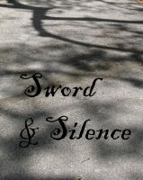 Cover for 'Sword and Silence'