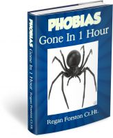 Cover for 'PHOBIAS Gone In 1 Hour'