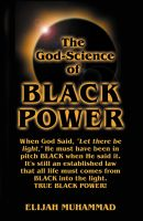 Cover for 'The God-Science Of Black Power'
