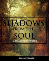 Cover for 'shadows from the soul'