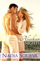 Cover for 'Alaskan Nights'
