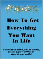 Cover for '11 Pearls How To Get Everything You Want In Life'