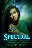 Cover for 'Spectral'