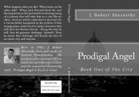 Cover for 'Prodigal Angel'