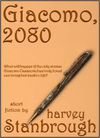 Cover for 'Giacomo, 2080'