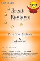 Cover for 'How to Get Great Reviews from Your Students'