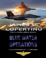 Cover for 'Blue Water Operations'