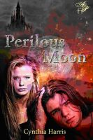 Cover for 'Perilous Moon'