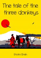 Cover for 'The tale of the three donkeys'