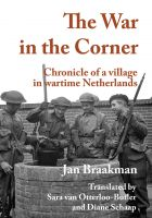 Cover for 'War in the corner: Chronicle of a village in wartime Netherlands'