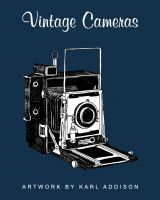 Cover for 'Drawings Of Vintage Cameras'
