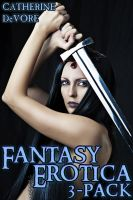 Cover for 'Fantasy Erotica 3-Pack'