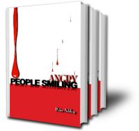 Cover for 'Angry People Smiling'