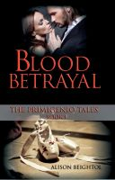Cover for 'Blood Betrayal'