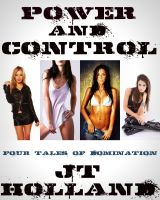 Cover for 'Power and Control: Four Tales of Domination'