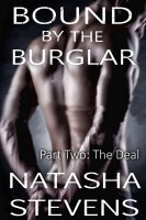 Natasha Stevens - Bound by the Burglar, Part 2: The Deal