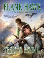 Cover for 'Flank Hawk'