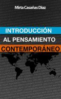 Cover for 'Introducción al Pensamiento Contemporáneo'