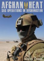 Cover for 'Afghan Heat: SAS Operations in Afghanistan'