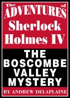 The Boscombe Valley Mystery cover