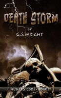 Cover for 'Death Storm (Hungry Gods Book 1)'