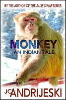 Cover for 'Monkey: An Indian Tale'