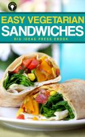 Cover for 'Easy Vegetarian Sandwiches'