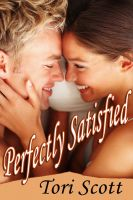 Cover for 'Perfectly Satisfied'