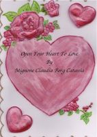 Cover for 'Open Your Heart To Love'