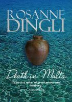 Cover for 'Death in Malta'