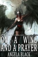Cover for 'On a Wing and a Prayer (An Erotic Short Story)'